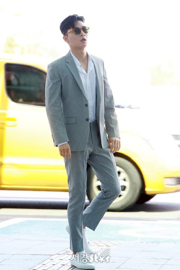 Park Seo Joon xuất hiện sau tin đồn hẹn hò lần đầu đẹp cực phẩm - Ảnh 5.