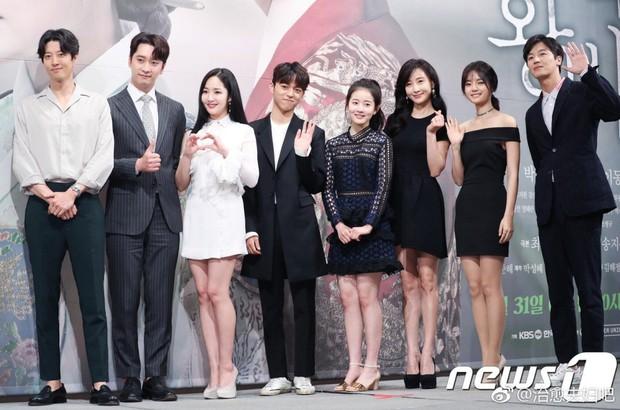 Duyên trời định giữa Park Min Young và nam idol Kpop: Quen nhau từ Gia đình là số một, 12 năm thì 3 lần tái hợp - Ảnh 6.