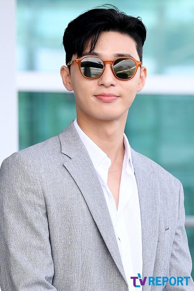 Park Seo Joon xuất hiện sau tin đồn hẹn hò lần đầu đẹp cực phẩm - Ảnh 8.