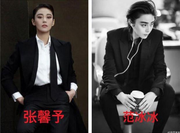 Trương Hinh Dư: Từ gái bao nhà hàng với loạt ảnh nóng đến cú thoát xác ngoạn mục trước Phạm Băng Băng - Ảnh 20.
