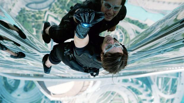 Chặng đường hơn 20 năm của cực phẩm hành động Mission: Impossible - Ảnh 16.