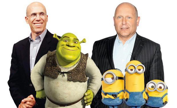 """Hãng phim hoạt hình DreamWorks đã phá vỡ thế độc tôn của """"ông lớn"""" Disney như thế nào? - Ảnh 8."""