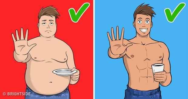 Giảm cân: Những sai lầm ảnh hưởng đến sức khỏe mà nhiều người vẫn tin - Ảnh 8.