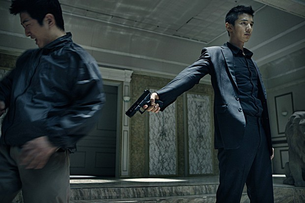 10 pha hành động trong phim Hàn Quốc chẳng hề kém cạnh bom tấn Hollywood (Phần 1) - Ảnh 7.