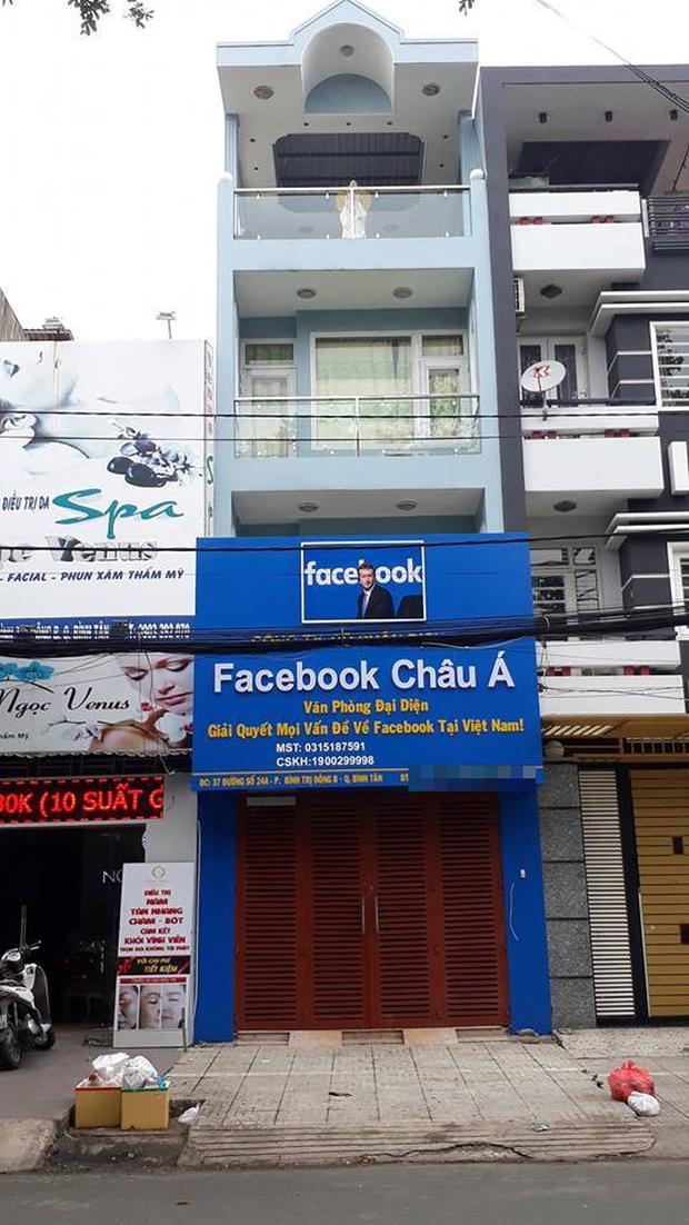 Thực hư hình ảnh trụ sở Facebook tại Việt Nam đang lan tràn trên mạng xã hội: Chưa thấy xác nhận chính thức! - Ảnh 2.