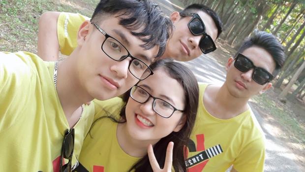 Cậu bạn điển trai quê Hà Tĩnh đỗ thủ khoa đầu vào Học viện Cảnh sát nhân dân - Ảnh 5.