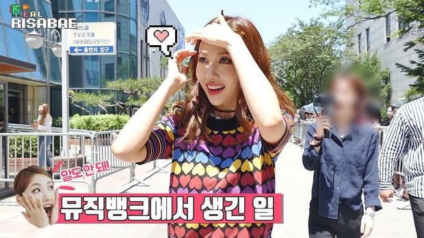 Netizen Hàn á khẩu với màn biến hình thành Hwasa (Mamamoo) của beauty blogger đình đám Risabae  - Ảnh 3.