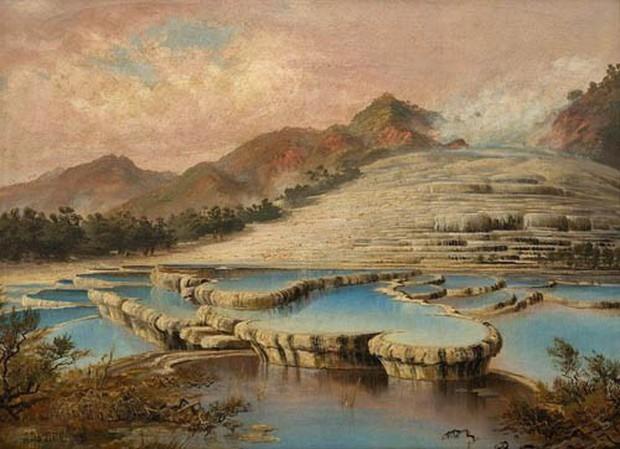 """""""Kỳ quan thiên nhiên thứ 8 bị xóa sổ bởi núi lửa và hy vọng khôi phục sau trăm năm chôn vùi - Ảnh 1."""