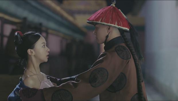 Diên Hi Công Lược: Ngụy Anh Lạc làm loạn nhưng hoàng hậu vẫn bảo vệ - Ảnh 14.
