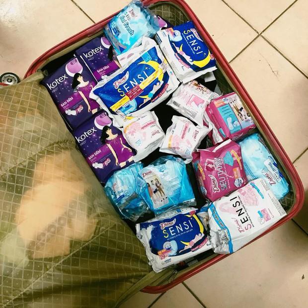 Hết băng vệ sinh, du học sinh Việt lại đua nhau khoe vali chứa đầy mì tôm vì sợ ở bển không bán! - Ảnh 8.