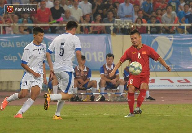 Quang Hải dính chấn thương trước thềm ASIAD 2018, người hâm mộ Việt Nam thót tim - Ảnh 2.