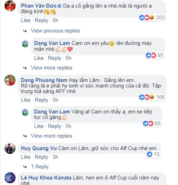 Đặng Văn Lâm chia sẻ xúc động khi bị loại khỏi danh sách ASIAD 2018 - Ảnh 3.