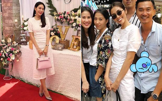 Cùng một mẫu đầm thanh lịch: Thủy Tiên diện để ăn cưới fan ruột trong khi Hà Tăng mặc đi vi vu du lịch - Ảnh 4.