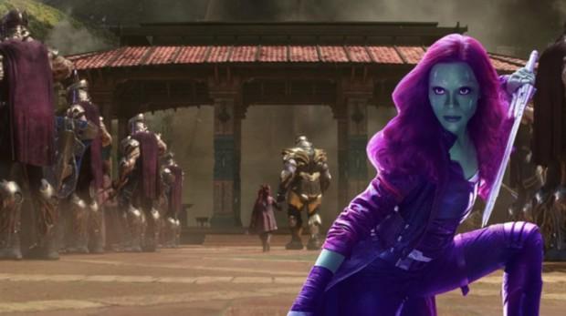 Đạo diễn Infinity War úp mở về khả năng cánh tay Thanos phế toàn tập sau cái búng hủy diệt - Ảnh 4.
