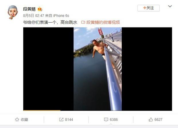 Biểu diễn nhảy cầu cao 25m xuống nước để quay clip đăng MXH, người đàn ông bị chấn thương nguy kịch - Ảnh 2.