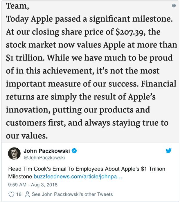 Apple hiện đang là công ty đổi mới sáng tạo hay chỉ là cỗ máy in tiền? - Ảnh 4.