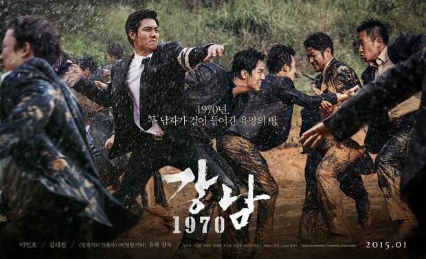 10 pha hành động từ phim Hàn Quốc nhưng chẳng hề kém cạnh bom tấn Hollywood (Phần 2) - Ảnh 5.