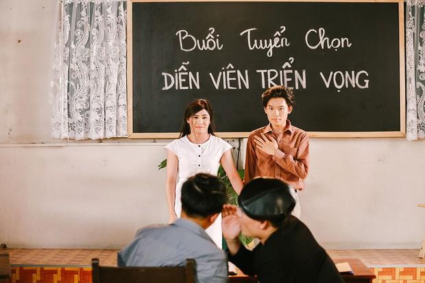 Sau khi nhái thành công, Huỳnh Lập mời luôn Lâm Khánh Chi vào parody lầy lội mới - Ảnh 10.