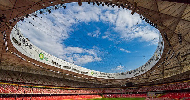 Trung Quốc 10 năm sau Thế Vận Hội 2008: Chỉ còn sân vận động Tổ Chim được sử dụng, các cơ sở vật chất khác đều bị bỏ hoang phế đến ám ảnh - Ảnh 1.