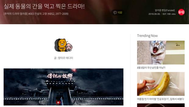 Series phim Hàn có Park Min Young đóng chính gây sốc khi cho diễn viên... ăn gan động vật sống - Ảnh 5.