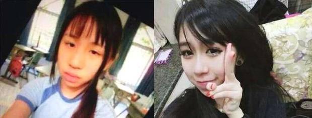 Hot girl Tik Tok Trung Quốc nửa triệu followers bị bóc mẽ mặt giả, gia thế giả - Ảnh 6.