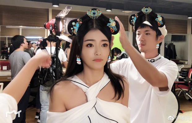 Phó Hằng - Anh Lạc - Hoàng Hậu Diên Hi Công Lược selfie chung - Ảnh 3.