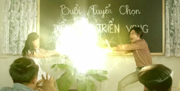 Sau khi nhái thành công, Huỳnh Lập mời luôn Lâm Khánh Chi vào parody lầy lội mới - Ảnh 4.