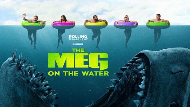 Đệ nhất ăn tạp cá mập khổng lồ trong The Meg sẽ là cơn ác mộng của bạn tháng 8 này! - Ảnh 1.
