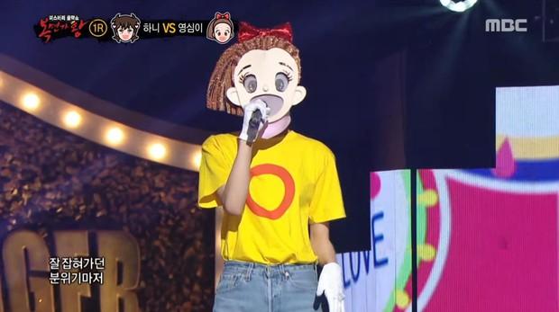 Nữ Idol có thân hình chuẩn người mẫu sớm dừng chân khi tham gia show hát giấu mặt - Ảnh 2.