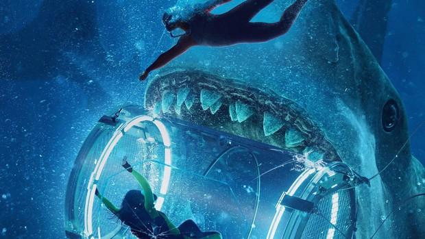 Đệ nhất ăn tạp cá mập khổng lồ trong The Meg sẽ là cơn ác mộng của bạn tháng 8 này! - Ảnh 6.