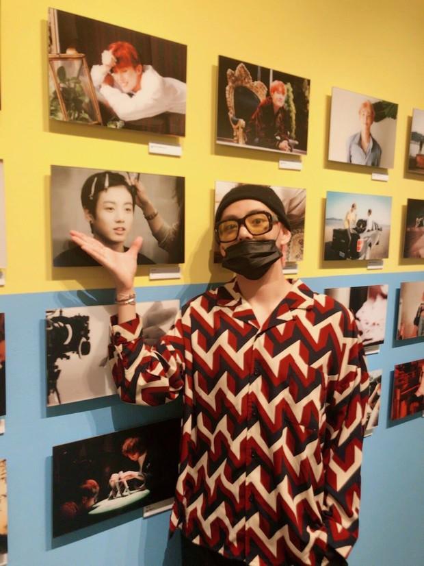Anh em cây khế nhà BTS: chúc mừng sinh nhật em út Jungkook bằng đại hội ảnh dìm! - Ảnh 6.