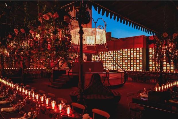 Chiara Ferragni và những khoảnh khắc lãng mạn như công chúa bên cạnh vị hôn phu đêm trước đám cưới cổ tích - Ảnh 8.