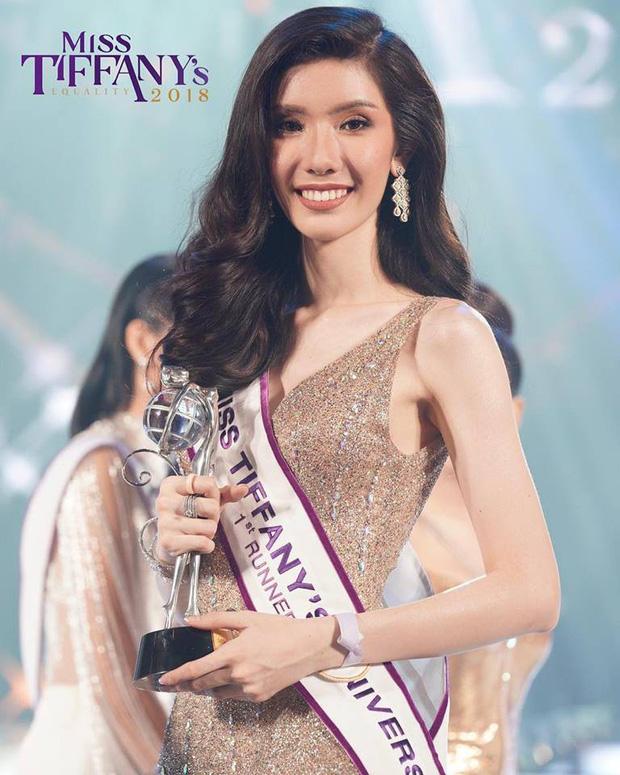 Nhan sắc Tân Hoa hậu Chuyển giới Thái Lan 2018: Liệu có thể sánh ngang với thần tiên tỷ tỷ Yoshi? - Ảnh 3.