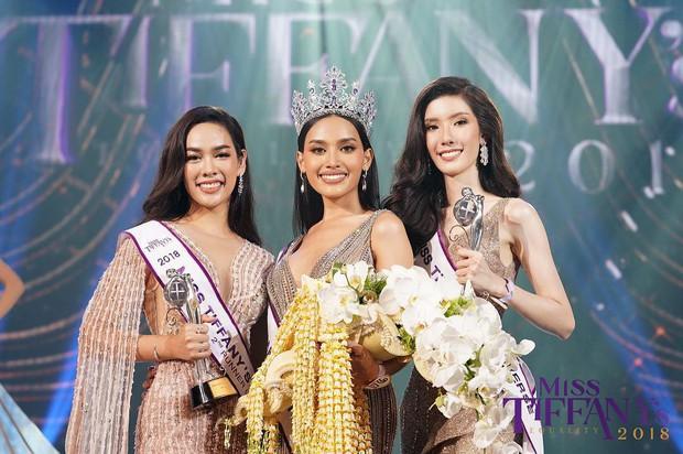 Nhan sắc Tân Hoa hậu Chuyển giới Thái Lan 2018: Liệu có thể sánh ngang với thần tiên tỷ tỷ Yoshi? - Ảnh 1.