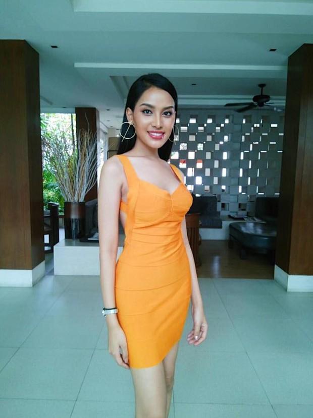 Nhan sắc Tân Hoa hậu Chuyển giới Thái Lan 2018: Liệu có thể sánh ngang với thần tiên tỷ tỷ Yoshi? - Ảnh 5.