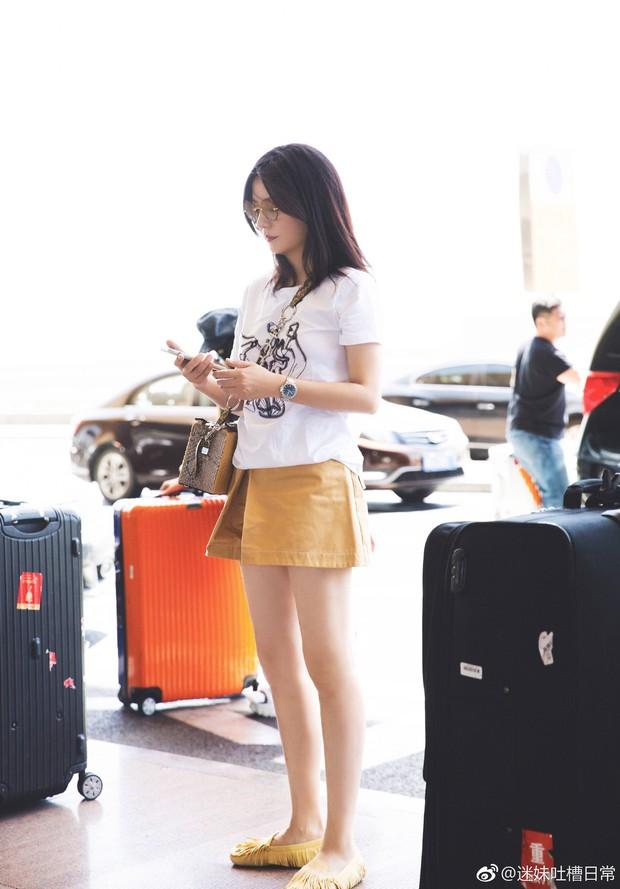 Triệu Vy tâm sự với Tô Hữu Bằng lý do khiến cô phải giảm cân thần tốc trong khoảng thời gian ngắn - Ảnh 4.