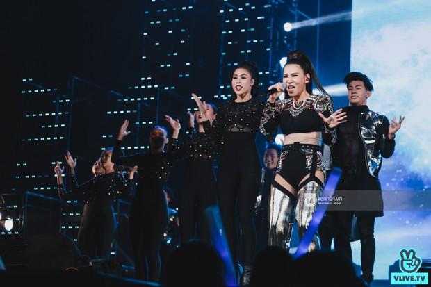 Chùm ảnh đẹp nhất show Hàn-Việt: MOMOLAND khiến khán giả vỡ òa, Thu Minh cùng dàn sao Việt đầy cảm xúc - Ảnh 28.