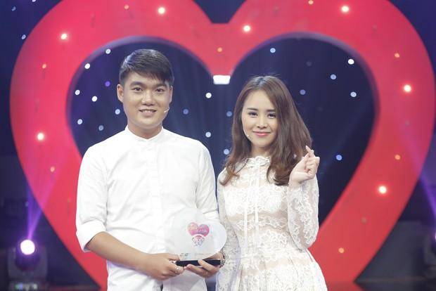 Tần số tình yêu: Chàng trai đa nhân cách đi tìm bạn gái khiến Việt Hương thích thú - Ảnh 6.