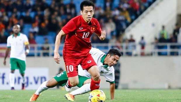 Tiền đạo Văn Quyết - người ghi bàn thắng tung lưới Olympic UAE già thứ nhì đội tuyển, là anh rể tương lai của Duy Mạnh - Ảnh 1.