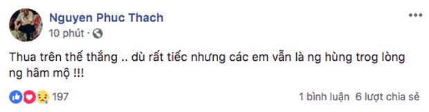 Sao Việt đồng loạt lên tiếng an ủi Olympic Việt Nam: Đừng khóc! Đã rất hay rồi, giờ về nhà thôi - Ảnh 2.