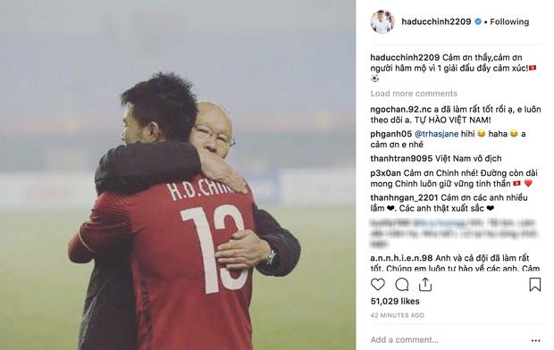 Cầu thủ Olympic Việt đồng loạt xin lỗi sau giải đấu cuối cùng ở cấp độ U23, fan xúc động hỏi: Có gì mà phải xin lỗi? - Ảnh 4.