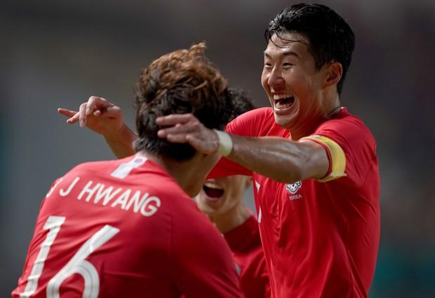 Olympic Hàn Quốc giành HC vàng ASIAD 2018, Son Heung-min được miễn nghĩa vụ quân sự - Ảnh 3.