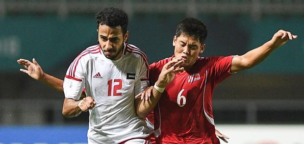 Olympic Việt Nam vs Olympic UAE: AFC đánh giá Việt Nam mạnh mẽ hơn UAE - Ảnh 2.