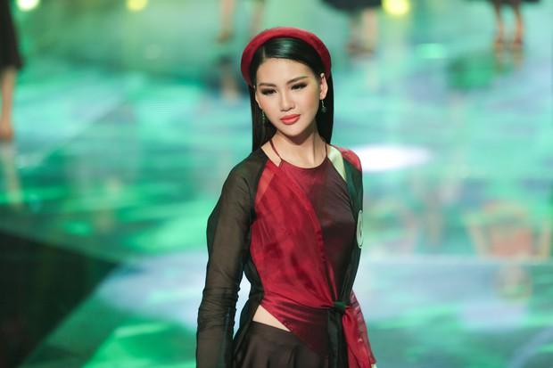 Thi Siêu mẫu Việt Nam nhưng người chiến thắng cuối cùng lại là một... Hoa hậu! - Ảnh 7.