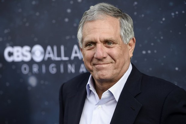 Ông trùm truyền thông Mỹ rời ghế Chủ tịch CBS vì bê bối lạm dụng 12 phụ nữ - Ảnh 1.
