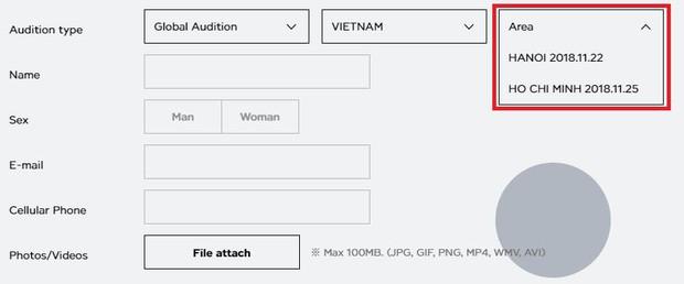 HOT: SM chính thức công bố ngày thi tuyển thực tập sinh tại Việt Nam - Ảnh 1.