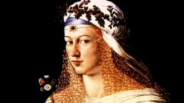 10 phụ nữ đẹp bậc nhất phương Tây: Có người bị chồng yêu cầu khỏa thân cưỡi ngựa - Ảnh 3.