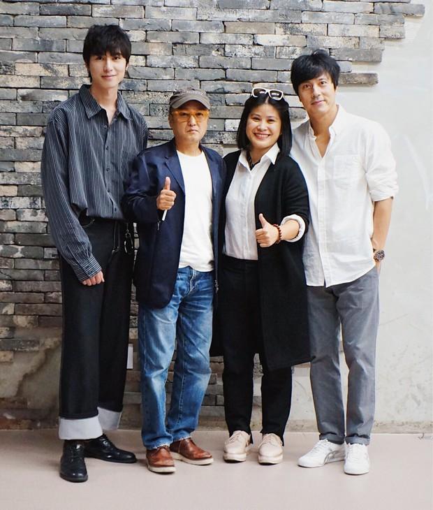Han Jae Suk xác nhận làm chồng của Lý Nhã Kỳ trên màn ảnh rộng vào phút chót, sau khi Jo Han Sun lỡ vai - Ảnh 4.