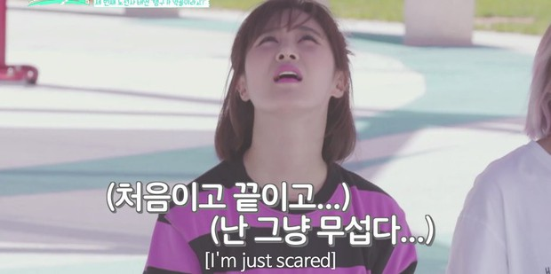 Không phải Hyoyeon, Taeyeon mới là thành viên SNSD có tài nhào lộn thần sầu - Ảnh 4.