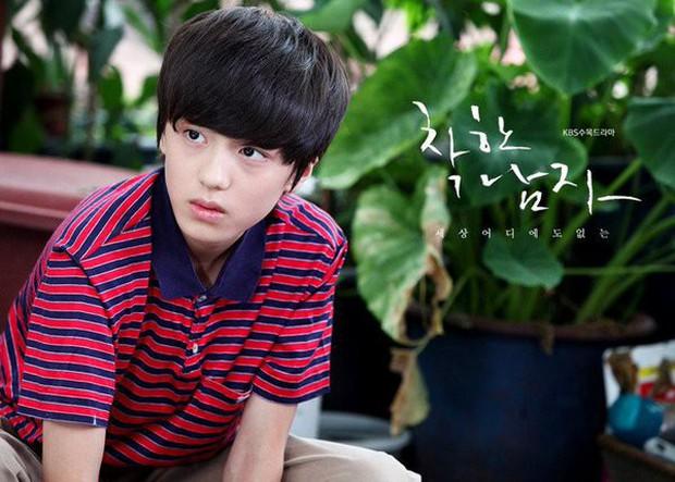 7 năm trước, tiểu Song Joong Ki này là sao nhí siêu hot ở Hàn vì đẹp trai đúng chuẩn thiếu gia - Ảnh 9.